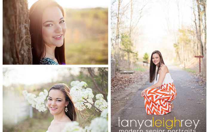Lake Braddock Senior Portrait Photographer