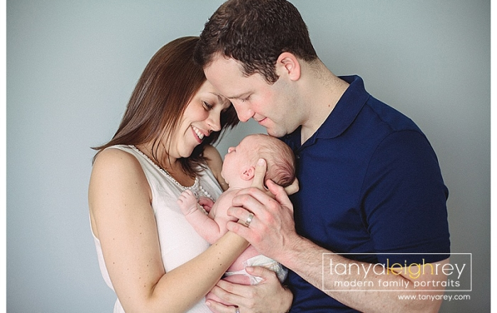 Reston VA Newborn Photographer