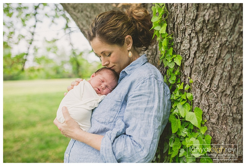 Alexandria VA Newborn Photographer
